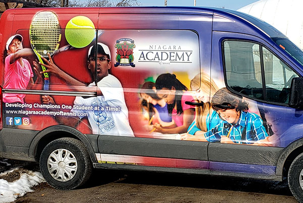 Niagara Academy of Tennis